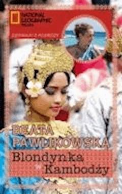Blondynka w Kambodży - Beata Pawlikowska - ebook