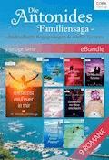 Die Antonides Familiensaga - schicksalhafte Begegnungen & reiche Tycoons -  9-teilige Serie - Anne McAllister - E-Book
