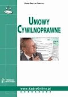 Umowy cywilnoprawne  - Monika Wacikowska - ebook