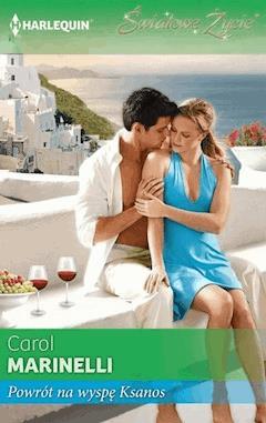 Powrót na wyspę Ksanos - Carol Marinelli - ebook