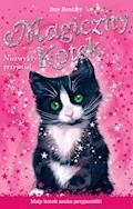 Niezwykły przyjaciel. Magiczny kotek - Sue Bentley - ebook