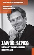 Zawód: szpieg - Paweł Reszka - ebook