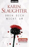 Dreh dich nicht um - Karin Slaughter - E-Book
