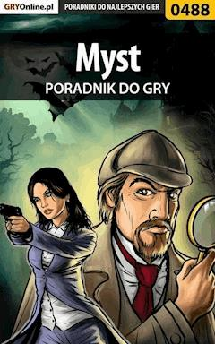 "Myst - poradnik do gry - Karolina ""Krooliq"" Talaga - ebook"