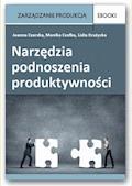 Narzędzia podnoszenia produktywności - Joanna Czerska - ebook