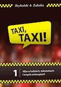taxi, taxi! - Dawid Brykalski, Magdalena Zaleska - ebook