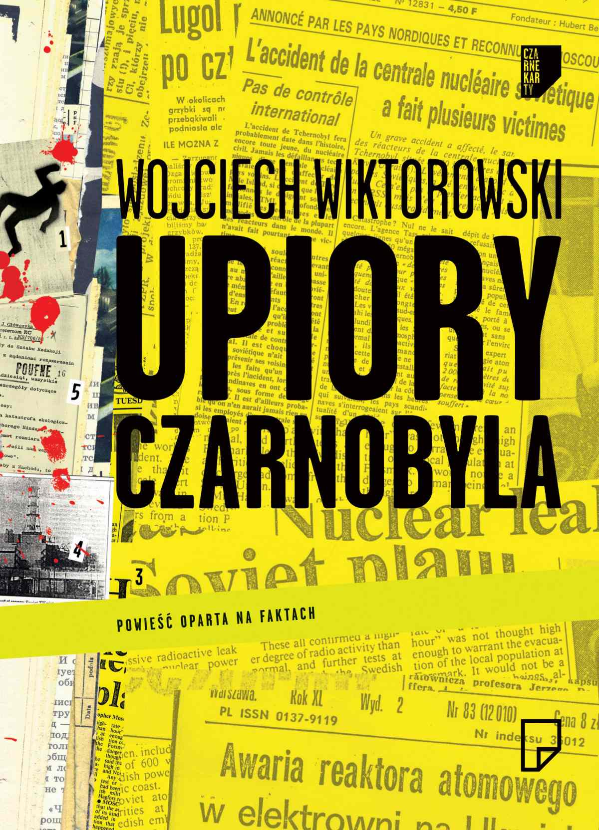 Upiory Czarnobyla - Tylko w Legimi możesz przeczytać ten tytuł przez 7 dni za darmo. - Wojciech Wiktorowski
