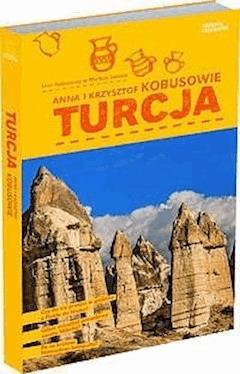 Turcja - Anna Kobus - ebook