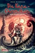 Die Kane-Chroniken 2: Der Feuerthron - Rick Riordan - E-Book