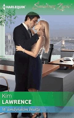 W londyńskim biurze - Kim Lawrence - ebook