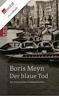 Der blaue Tod - Boris Meyn - E-Book