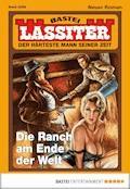Lassiter - Folge 2298 - Jack Slade - E-Book