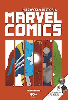 Niezwykła historia Marvel Comics - Sean Howe - ebook