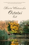 Ostatni list - Maria Ulatowska - ebook