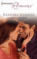 Sekret druhny - Barbara Hannay - ebook
