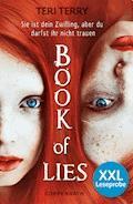 XXL-Leseprobe: Book of Lies - Teri Terry - E-Book