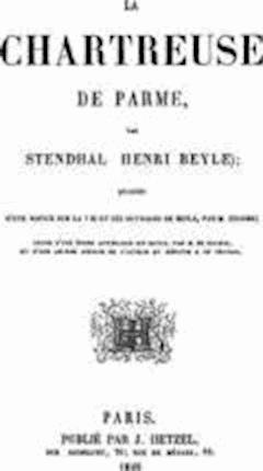 La Chartreuse de Parme - Stendhal - ebook