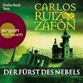 Der Fürst des Nebels (Ungekürzte Lesung) - Carlos Ruiz Zafón - Hörbüch