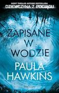 Zapisane w wodzie - Paula Hawkins - ebook