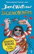 Szczuroburger - David Walliams - ebook