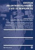 System prawnofinansowy Unii Europejskiej - Anna Reiwer-Kaliszewska, Anna Jurkowska-Zeidler - ebook