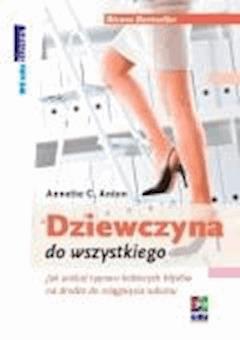 Dziewczyna do wszystkiego - Anton, Annette C. - ebook