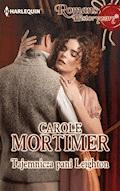 Tajemnicza pani Leighton - Carole Mortimer - ebook