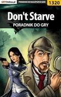 """Don't Starve - poradnik do gry - Michał """"Kwiść"""" Chwistek - ebook"""