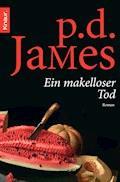 Ein makelloser Tod - P. D. James - E-Book
