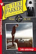 Butler Parker 106 - Kriminalroman - Günter Dönges - E-Book