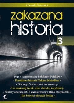 Zakazana historia 3 - Leszek Pietrzak - ebook