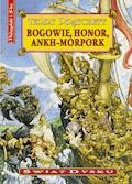 Bogowie,honor,Ankh-Morpork - Terry Pratchett - ebook