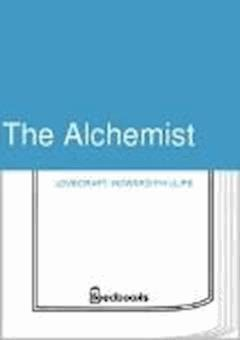 The Alchemist - Howard Phillips Lovecraft - ebook
