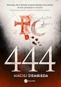 444 - Maciej Siembieda - ebook