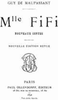 Mademoiselle Fifi - Guy de Maupassant - ebook