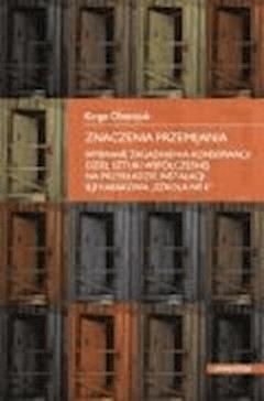 Znaczenia przemijania - Kinga Olesiejuk - ebook