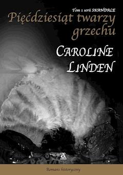 Pięćdziesiąt twarzy grzechu - Caroline Linden - ebook