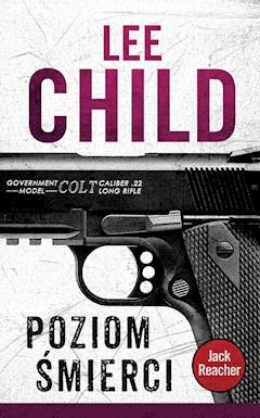 Jack Reacher. Poziom śmierci - Lee Child - ebook