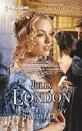 Perypetie panny Prudence - Julia London - ebook