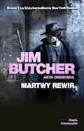 Martwy rewir - Jim Butcher - ebook