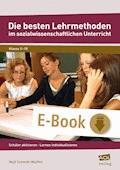 Die besten Lehrmethoden im sozialwiss. Unterricht - Wulf Schmidt-Wulffen - E-Book