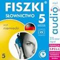 FISZKI audio - j. niemiecki - Słownictwo 5 - Kinga Perczyńska - audiobook
