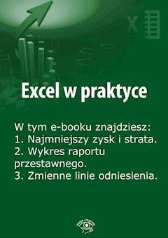 Excel w praktyce. Wydanie kwiecień 2014 r. - Rafał Janus - ebook
