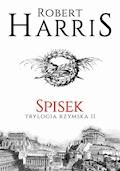 Spisek - Robert Harris - ebook