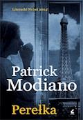 Perełka - Patrick Modiano - ebook