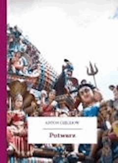 Potwarz - Czechow, Anton - ebook