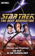 Star Trek - The Next Generation: Ein Ruf in die Dunkelheit - Michael Jan Friedman - E-Book