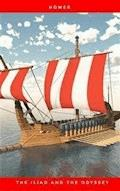 The Iliad/The Odyssey Boxed Set - Homer - ebook