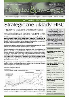 Strategiczne układy HBC – gotowe wzorce postępowania oraz najlepsze spółki na 2014 rok - Michał Pietrzyca - ebook