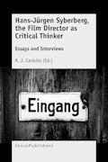 Hans-Jürgen Syberberg, the Film Director as Critical Thinker - E-Book